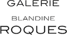 Logo Galerie Blandine Roques
